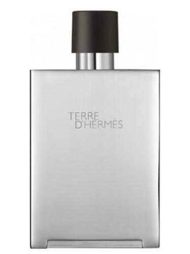 Hermès Terre d'Hermes Metal Flacon